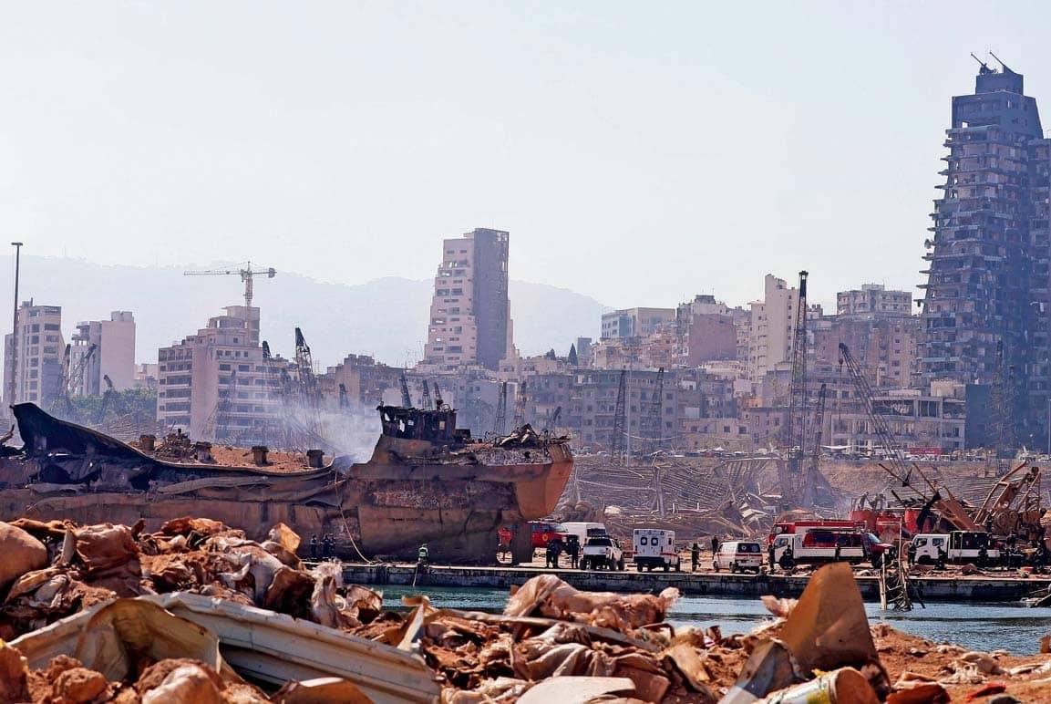 Beirut's Accidental Cargo