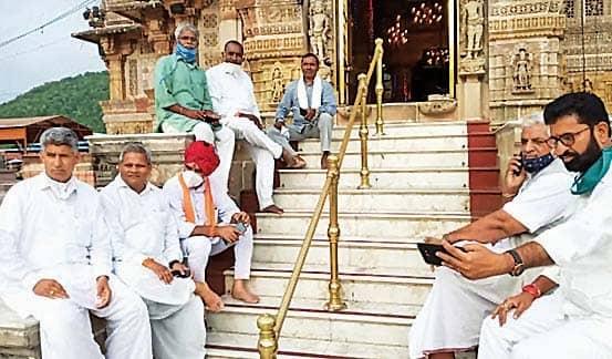 BJP Sends Its 20 MLAs To Gujarat Ahead Of Trust Vote