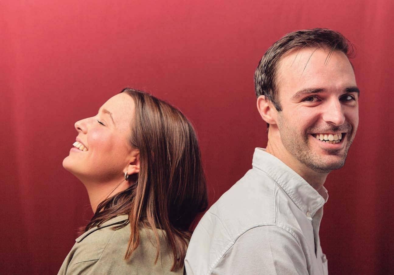 Best New Chefs – Mercedes Bernal y Rodney Cusic