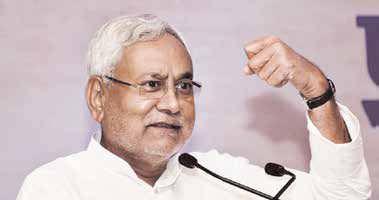 Nitish's Somersault:About-Turn In Bihar