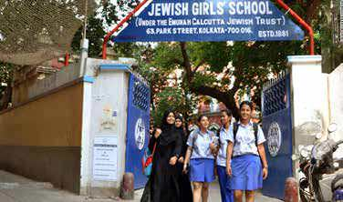 Muslims Keep Alive Calcutta's Jewish Schools, Stores And Traditions