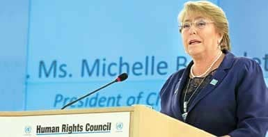 Protect Human Rights Of Kashmiris: UNHCR Chief