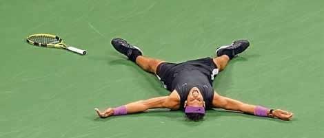 Nadal Takes 5-Set US Open Thriller For 19th Slam