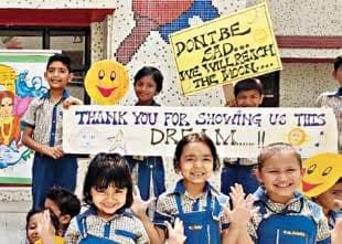 'Sampark Toota Hai, Sankalp Nahi': Delhi Govt School Students To ISRO