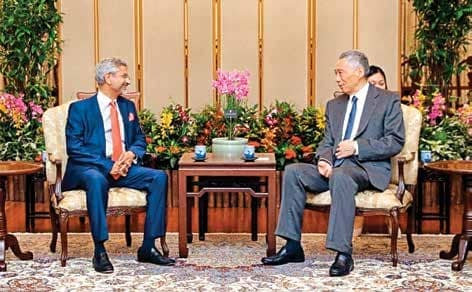 India Looks At Open & Balanced Indo-Pacific Region: Jaishankar