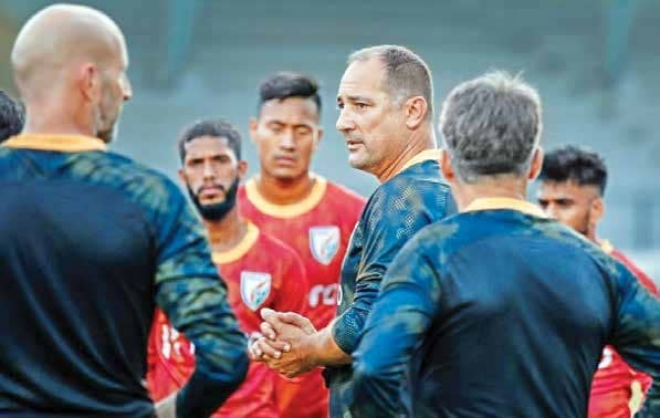 India Face Toughest World Cup Qualifying Match Vs Qatar