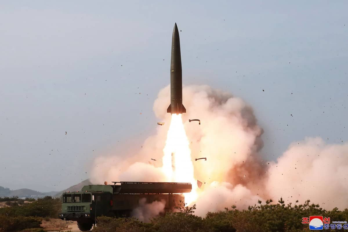 N Korea Threatens To Resume Nuke, Long-range Missile Tests