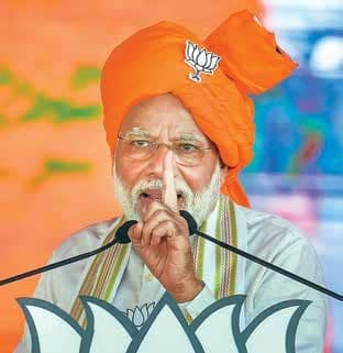 PM Modi Questions Cong's Chemistry With Pakistan