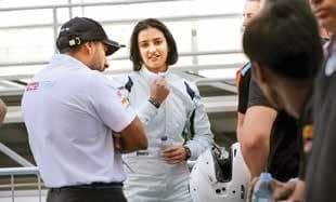Meet Reema Juffali, First Saudi Woman Driver To Race Car In Male 'Kingdom'