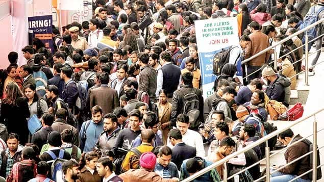 Urban Unemployment Rate Drops To 9.3% In Jan-Mar 2019: Govt Data