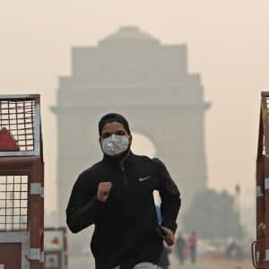 Air Quality Dips Further In Delhi, Intensity Of Rains Deciding Factor