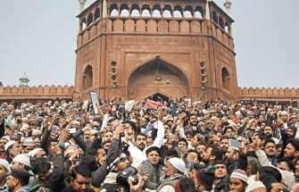 Delhi Police Behaving As If Jama Masjid Is Pakistan: Court Pulls Up Force