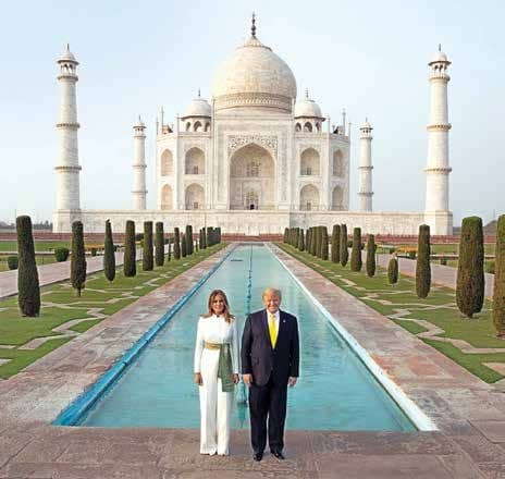US Prez announces $3 bn defence deal with India