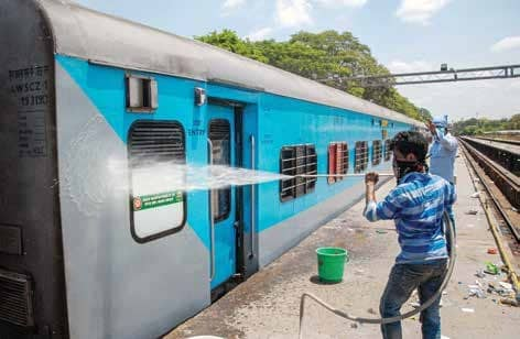 Rlys: J'khand, AP, Maha Express Reservations On Special Trains