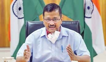 Delhi's Borders To Be Sealed For A Week, Says Kejriwal