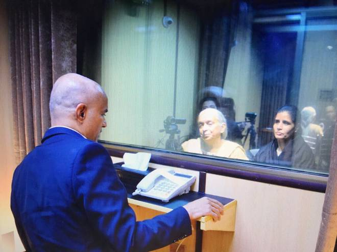 Pak Claims Kulbhushan Jadhav Refused To File Review Plea, MEA Says He Was 'Coerced'