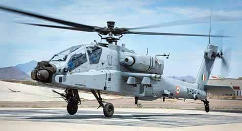 Boeing completes delivery of 37 military helicopters to India