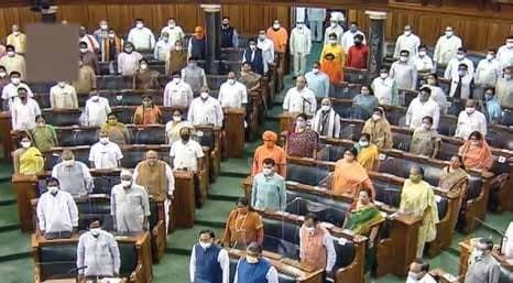 Parl Session Ends Before Schedule, Oppn Urges Prez To Return Farm Bills