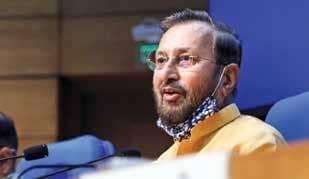 Politics Of Opposition Parties Directionless: Javadekar