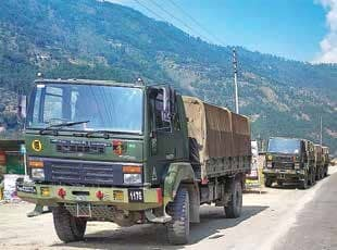 Army Gears Up For Winter In Eastern Ladakh