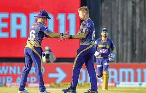 Ferguson Locks It For Kolkata Knight Riders In Super Over