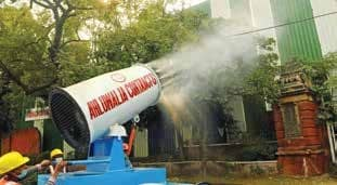 Air Pollution Likely To Hinder India's Fight Against Covid-19: Scientists