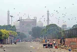 Morning After Dussehra, No Sign Of City's Air Improving