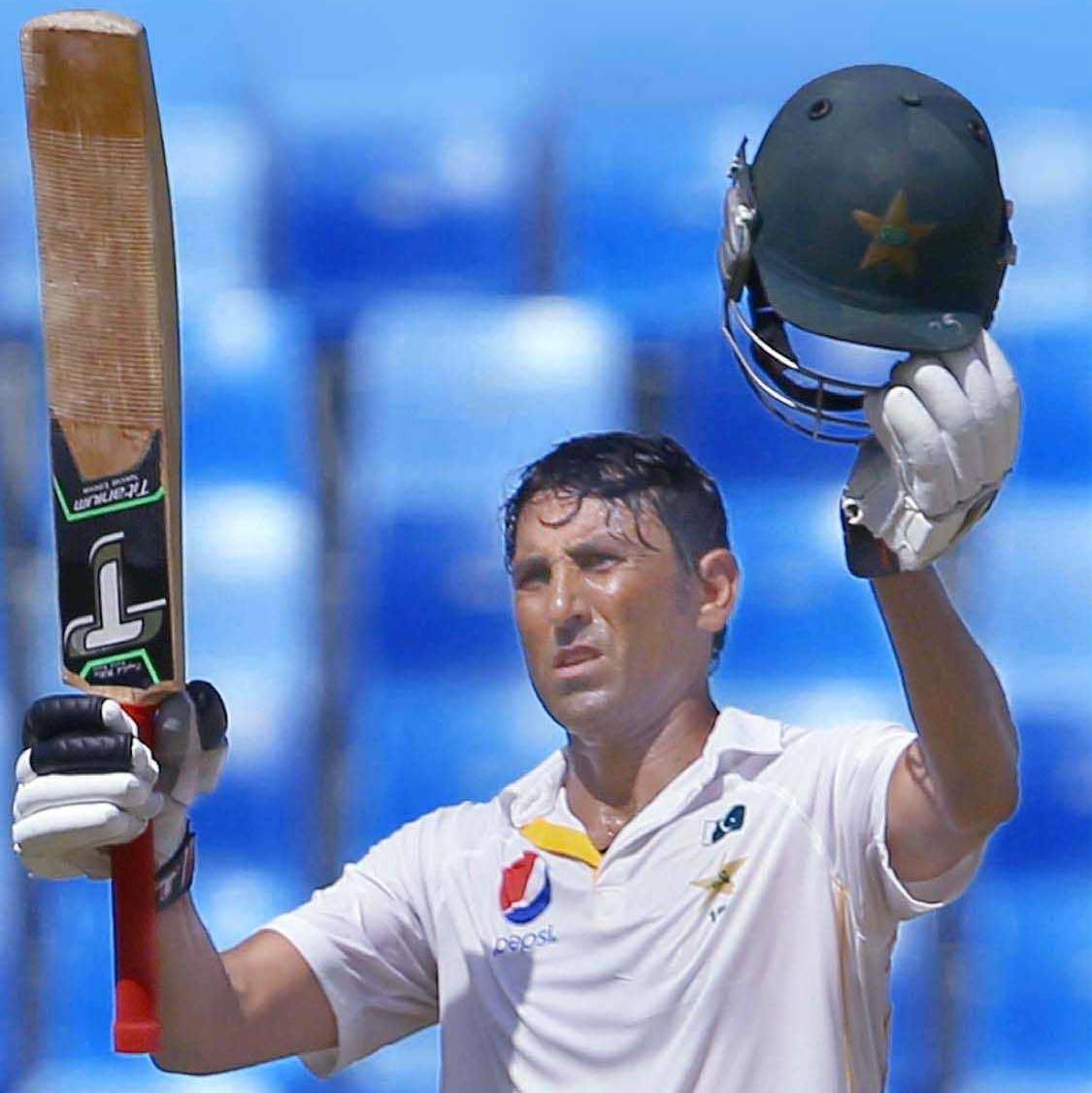 Younis Khan: Pakistan's Batting Spine!