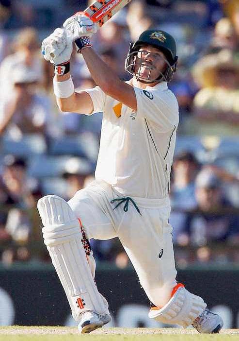 David, A Goliath Among Batsmen