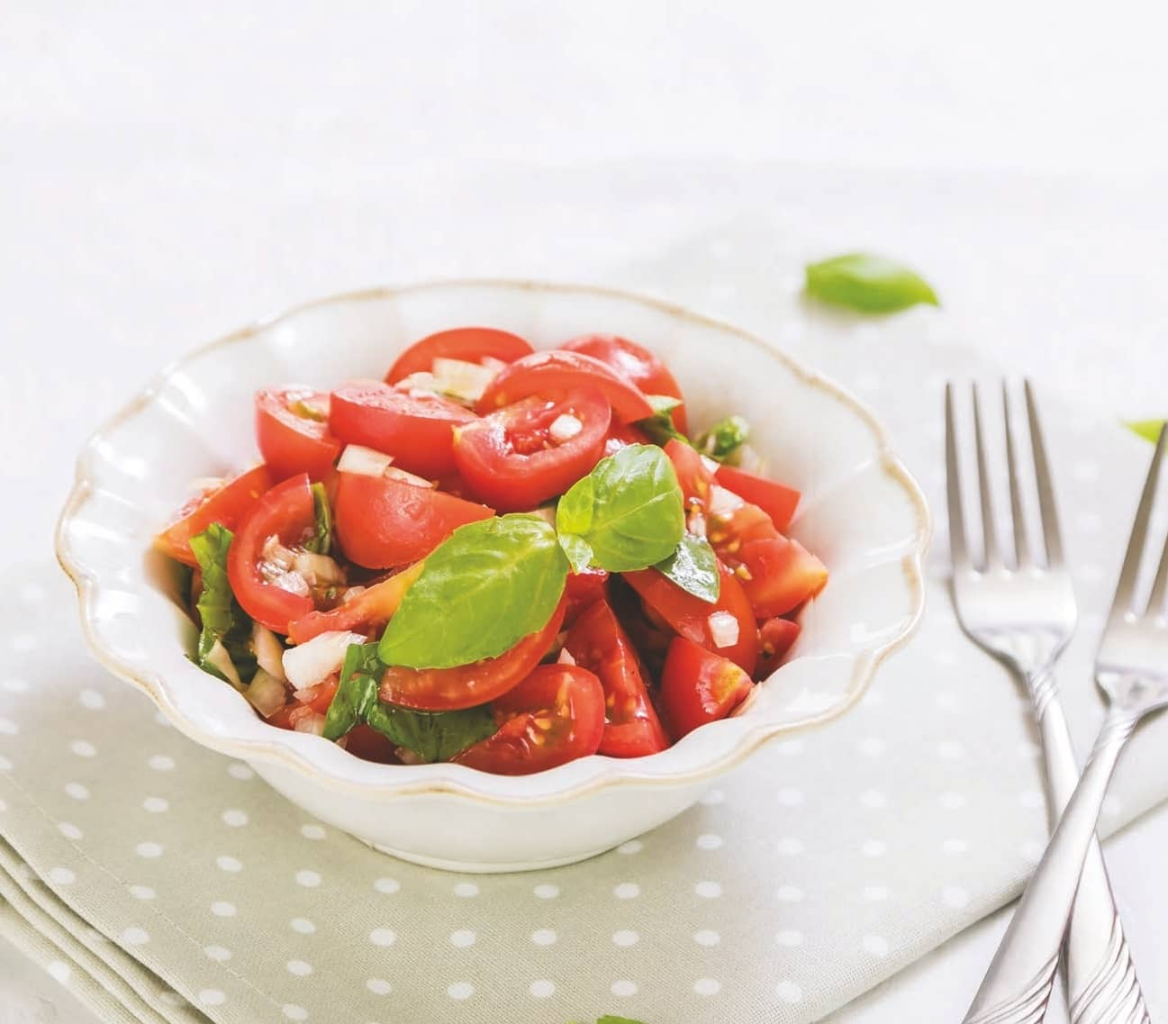 Light Summer Dinners Specially For You