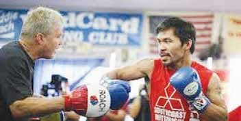 2 More Fights, Then It's The Presidency For MP, Says Roach