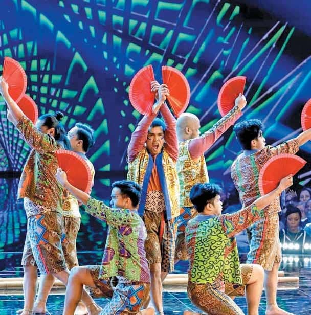 UPeepz Concludes WOD Journey With Astonishing Touch Of Tinikling