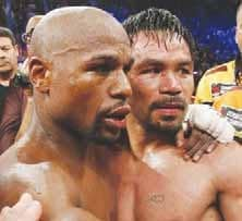 Pacquiao still wants rematch with Mayweather, says Roach