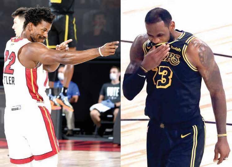NBA FINALS-Not so fast, LA!
