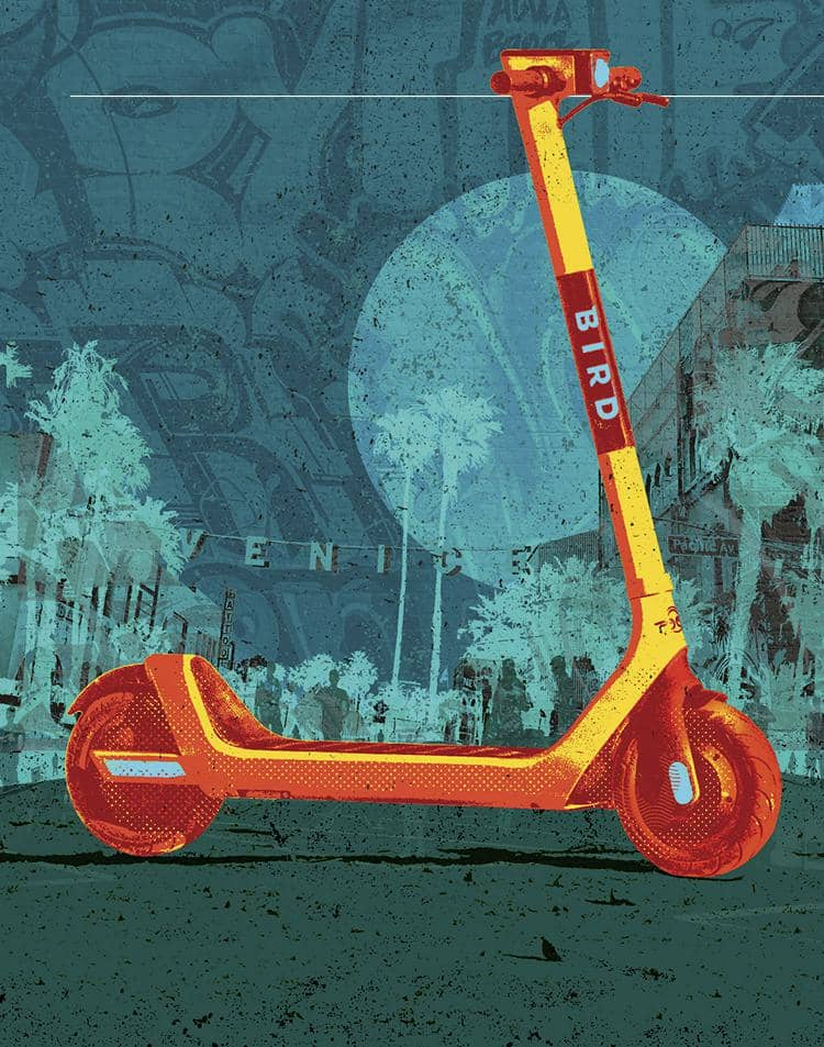 In Defense Of The E-Scooter