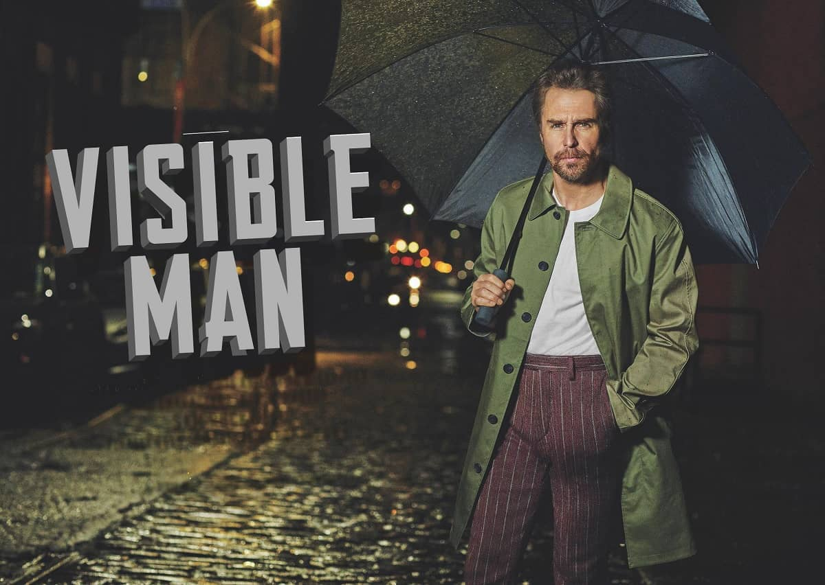 Sam Rockwell – The Visible Man