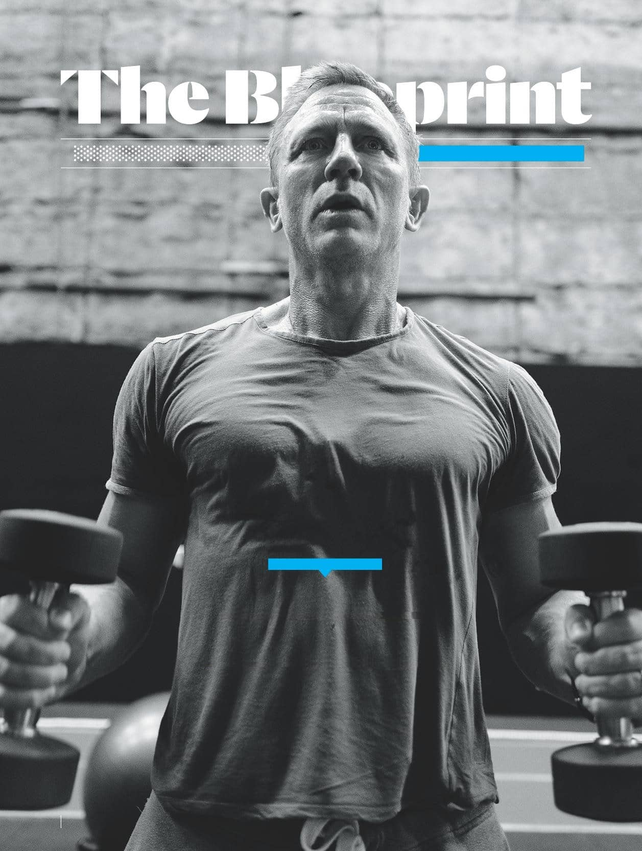 Workout of The Month - Becoming James Bond