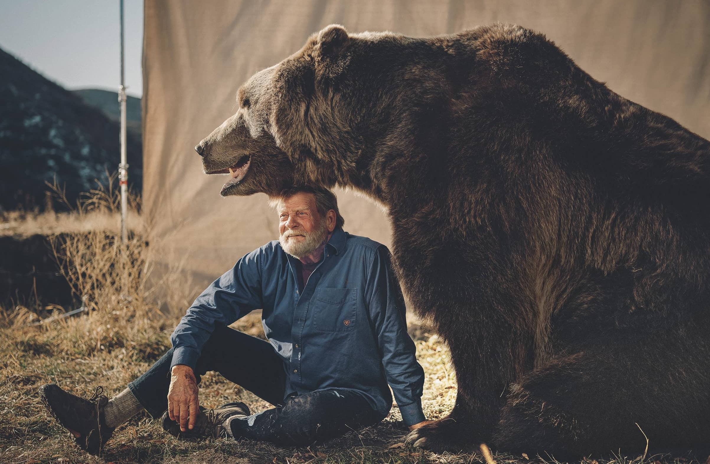 The Bear Whisperer