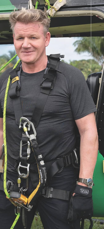 Gordon Ramsay – Cast Ironman