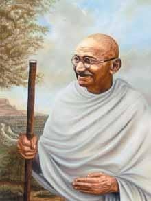 Mahatma Gandhi @150