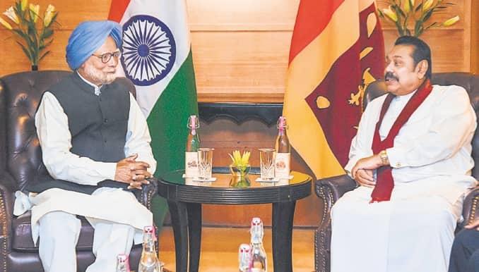 LANKA KEEN TO MAINTAIN INDIA, CHINA BALANCE