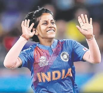 Height Of Interest As Poonam Bowls India To Victory In First WT20 Game
