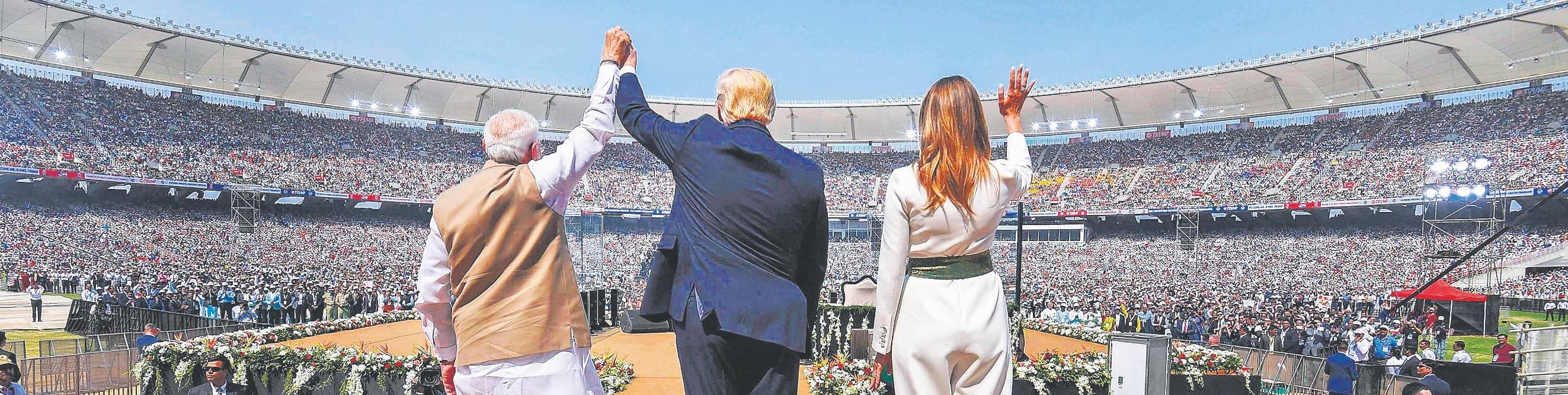 Big-Ticket Defence Deals Today, Reveals Trump