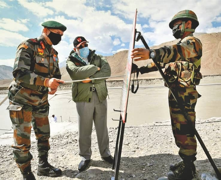 'PM Visit A Morale Booster For Forces'