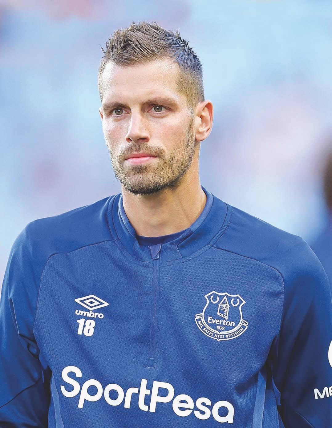 The Real Morgan Schneiderlin
