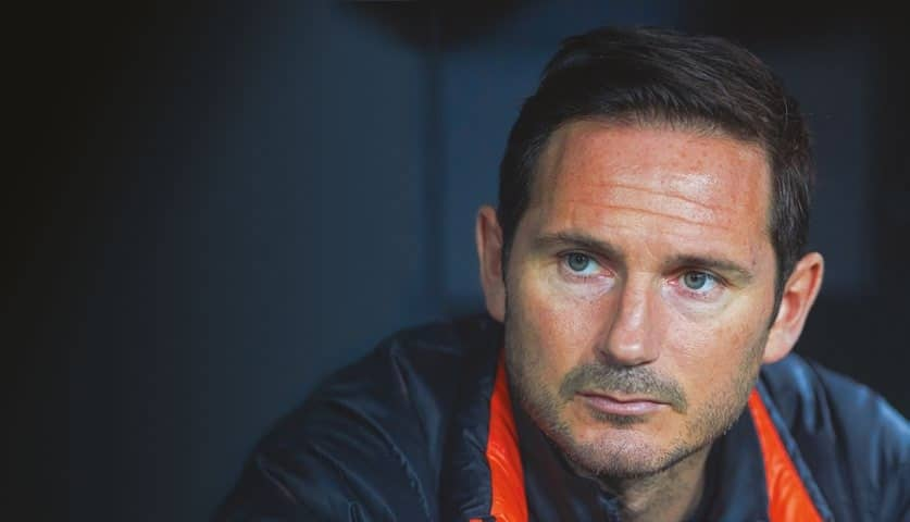 Meet The Manager Frank Lampard