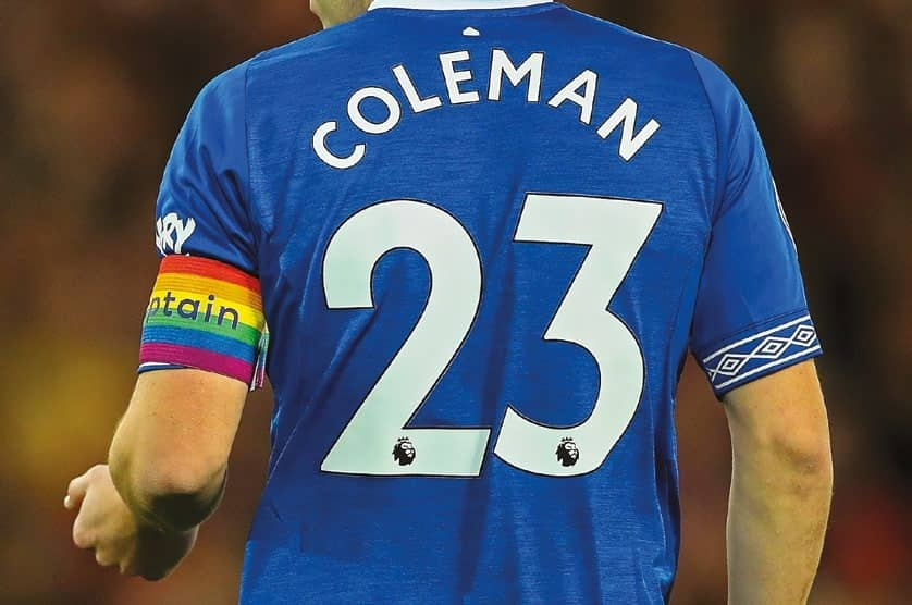Blues Continue Support For Rainbow Laces