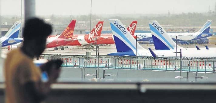 Lockdown: Airlines Gasp For Breath