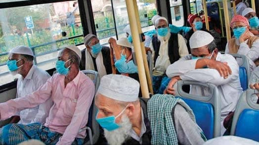 No Evidence To Prove Eight Tablighis Spread Infection, Says HC