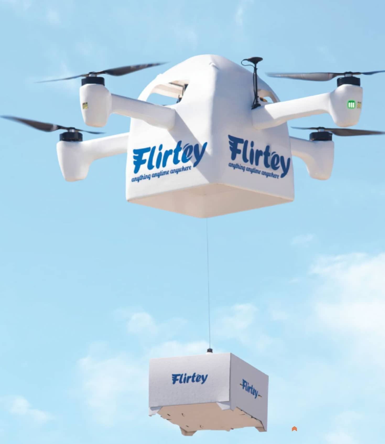 Flirting With Cargo Drones Ready To Deliver